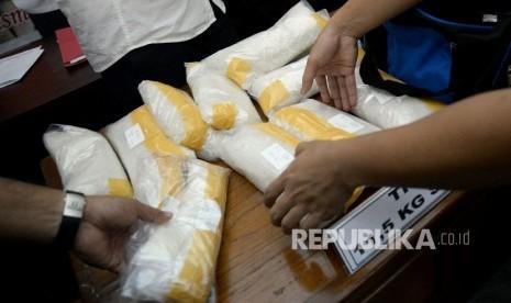 Sepanjang Maret, Sudah 24 Kasus Narkoba Terungkap di Depok