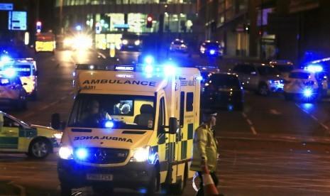 Dubes Inggris Sampaikan Duka Terkait Ledakan di Manchester