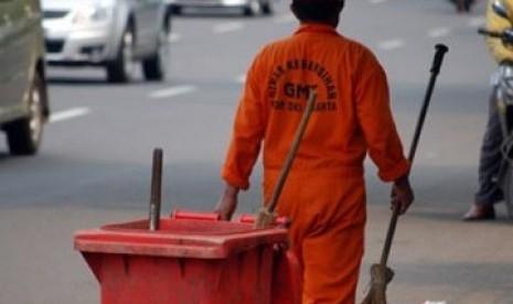 Pasukan Orange Kabupaten Tasik Tiga Bulan Belum Digaji