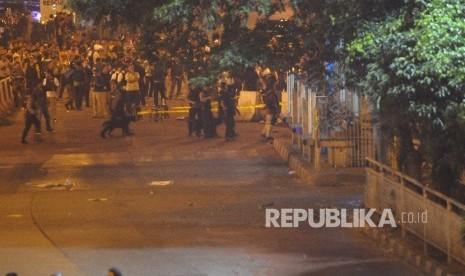 Terkait Bom Kampung Melayu, Depok Siaga I