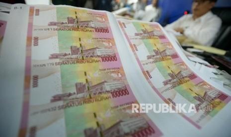 BI Jatim Temukan 3.369 Lembar Uang Palsu