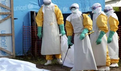 Dalam Tiga Hari, 130 Kasus Ebola Tercatat di Sierra Leone