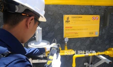 PGN Gandeng Pertamina Bangun Jalur Gas Kota