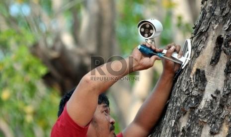Batam Pasang 20 Kamera Pemantau Jalan Raya