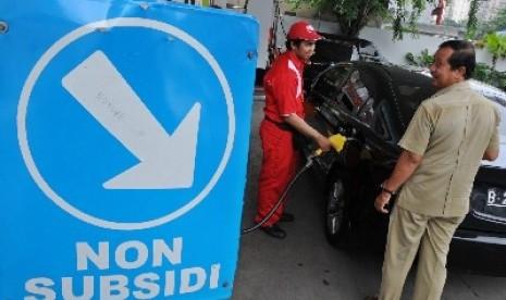 BBM Subsidi Untuk Mobil Mewah