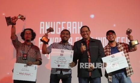 In Picture: PFI Gelar Malam Anugerah Pewarta Foto Indonesia 2017