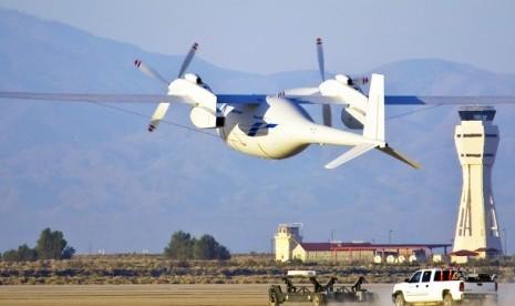 Phantom Eye, Drone Pengintai Baru Tahan Terbang dari Boeing