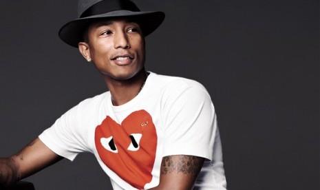 Kisah Hidup Pharrell Williams Diangkat ke Layar Lebar