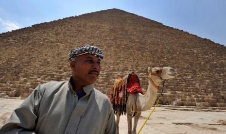Bagaimana Piramida Dibangun? Ternyata, Alquran Sudah Menjawabnya (2)