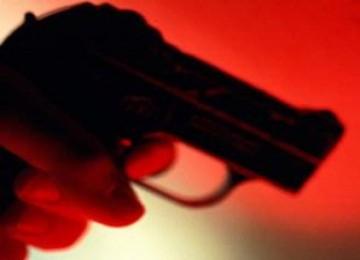 pistol/ilustrasi