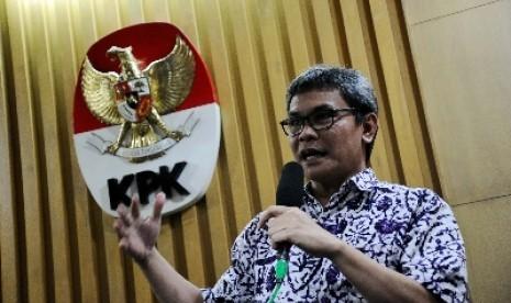 Plt Wakil Ketua Johan Budi.