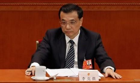 PM baru Cina, Li Keqiang.