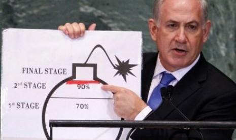 Netanyahu: Menyerang Iran Untungkan Negara Arab