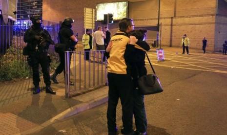 Dewan Muslim Inggris Kecam Serangan Bom Manchester