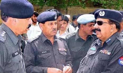 Polisi Pakistan
