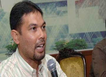 Politisi Partai Keadilan Sejahtera (PKS) Nasir Djamil