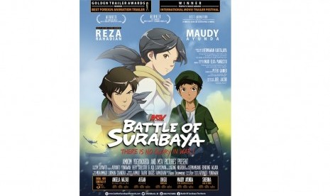 Poster film 'Battle of Surabaya'
