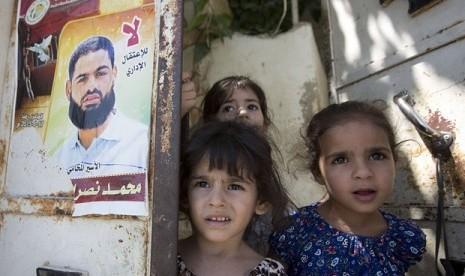 HAM Internasional: Israel melanggar Hak Asasi Manusia di Palestina