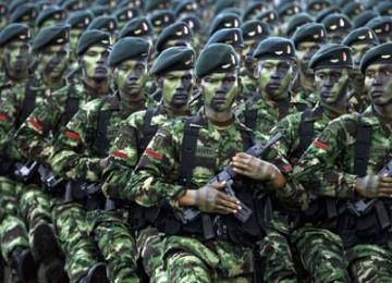 Prajurit TNI, ilustrasi