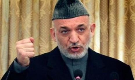 Presiden Afghanistan, Hamid Karzai
