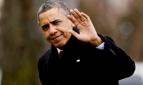 Presiden Amerika Serikat (AS) Barack Obama