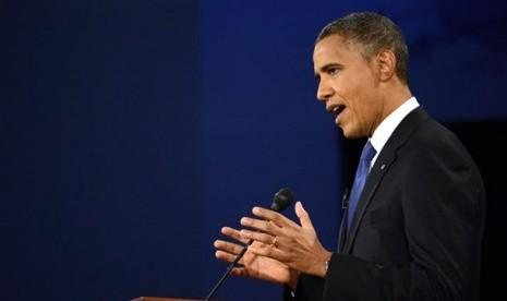 Tak Mau Kalah Lagi, Obama Ubah Strategi Debat