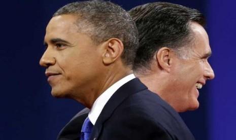 40% Warga AS Sudah Tentukan Pilihan Presidennya