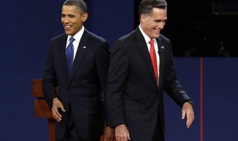 Penyumbang Dana Kampanye Obama 4 Juta Orang