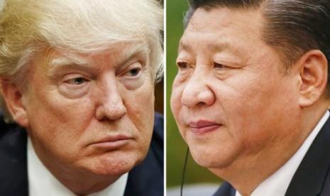 Xi Jinping Minta Trump tak Kobarkan Permusuhan dengan Korut