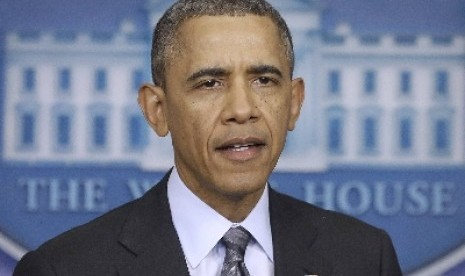 Presiden Barack Obama.