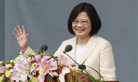 Abaikan Cina, Presiden Taiwan Ingin Kembali Hubungi Trump