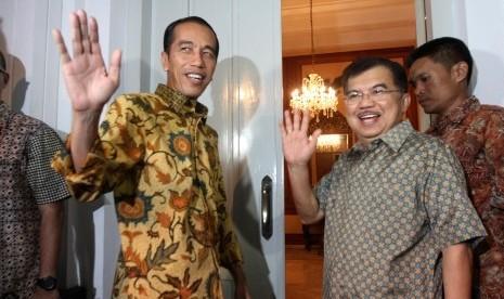 Enam Kementerian Jadi Prioritas Tim Transisi Jokowi-JK