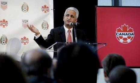 AS, Kanada, dan Mesiko Kerja Sama Jadi Tuan Rumah Piala Dunia 2026