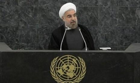 Presiden Iran Hasan Rohani