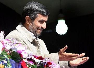 Presiden Iran Mahmoud Ahmadinejad