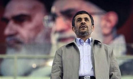Ahmadinejad: Israel akan Dipinggirkan