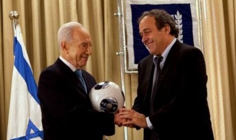 Pesepak Bola Kecam Israel, UEFA Bungkam
