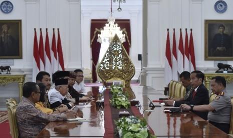 Presiden Jokowi: Jaga Kebinekaan dan Bangun Solidaritas
