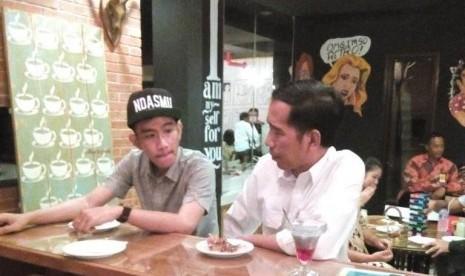 Begini Respon Putra Jokowi Dituding Punya Kafe Dajjal