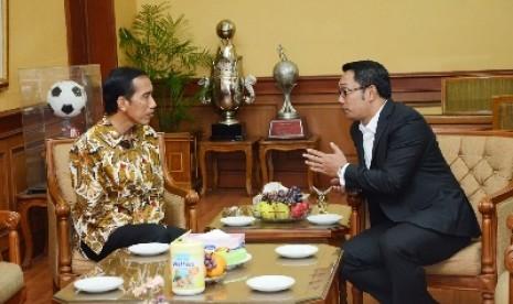 Turis Jerman Sangka Presiden Indonesia Ridwan Kamil Bukan Jokowi