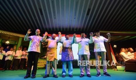 In Picture: Puncak Peringatan Milad Ke-19 PKS