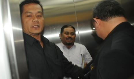 Presiden PKS Luthfi Hasan Ishaaq