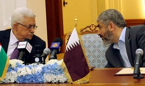 'Israel Ingin Adu Domba Hamas-Fatah'