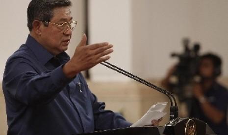 Presiden RI, Susilo Bambang Yudhoyono (SBY).