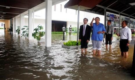 Banjir di Istana Negara Disorot Media Asing