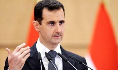 Presiden Suriah, Bashar Al-Assad.
