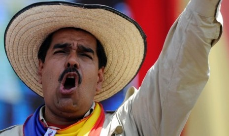 Presiden Venezuela: Saya Serukan Pemberontakan Melawan Imperialisme AS