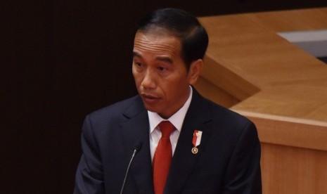 Presiden Temui Pemred Media Massa di Istana