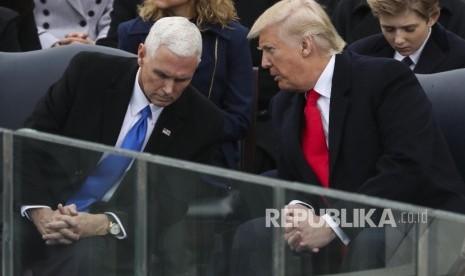 Pence revives talk of U.S. moving Tel Aviv Embassy to Jerusalem