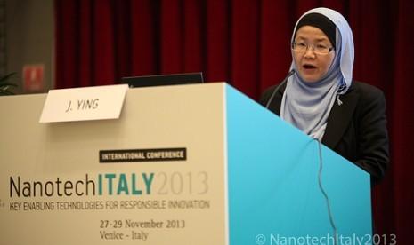 Profesor Jackie Ying